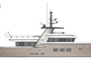 Bandido 90 - Bandido Yachts by Drettmann Drettmann Yachts