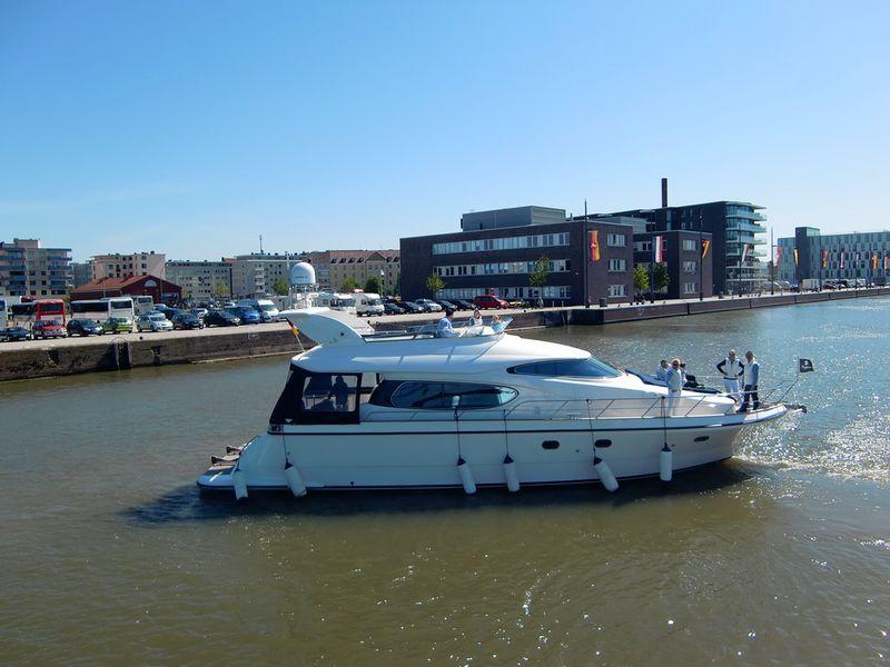 Drettmann Yachts - Drettmann joins the world record attempt
