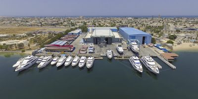 Drettmann Yachts - Gulf Craft has climbed to 7th position in the global shipyard ranking!