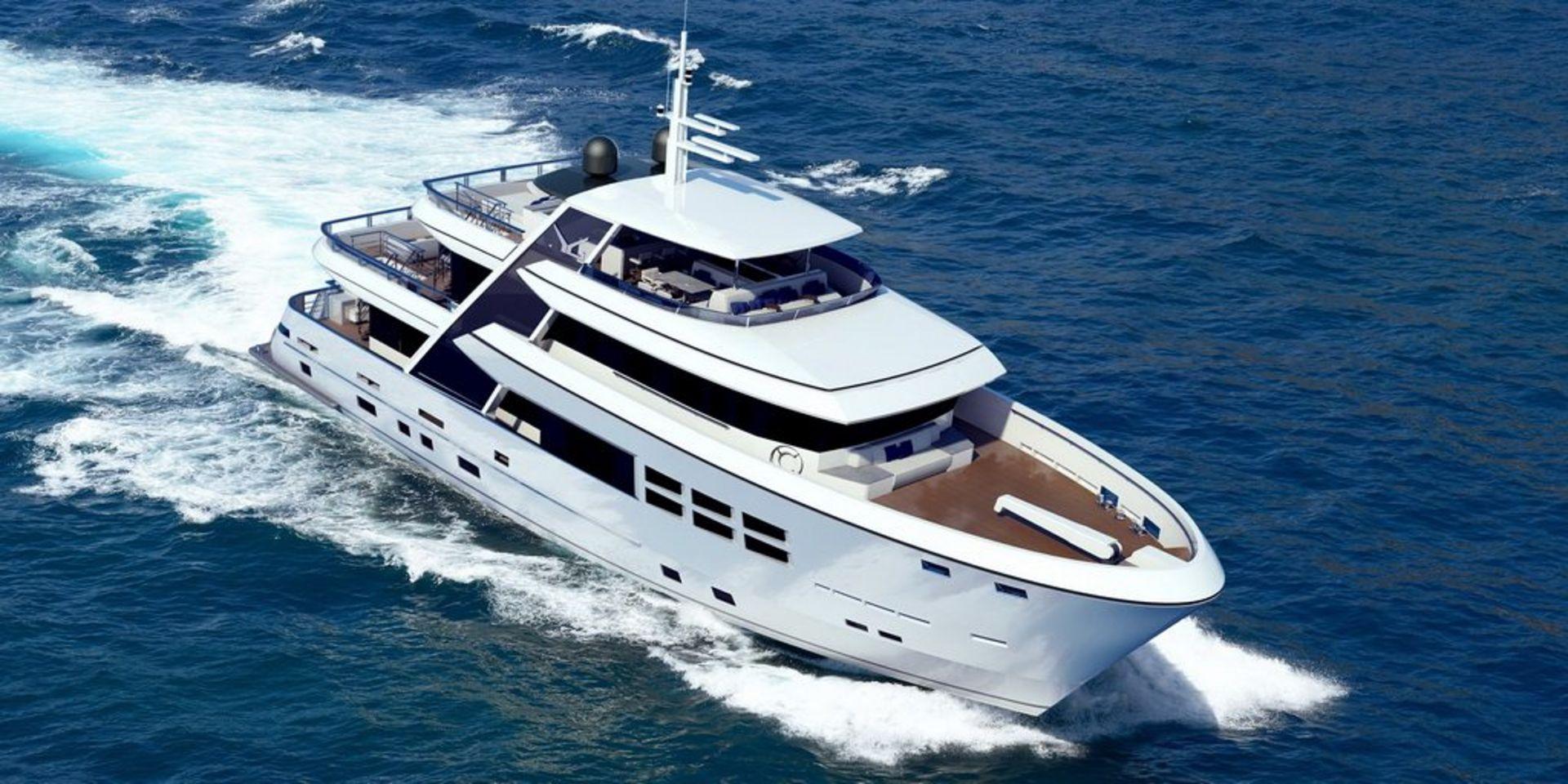 Bandido 100 - Bandido Yachts by Drettmann - Drettmann Yachts