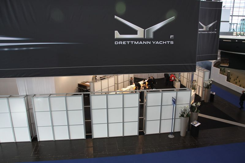 Drettmann Yachts - Boot 2012, Düsseldorf
