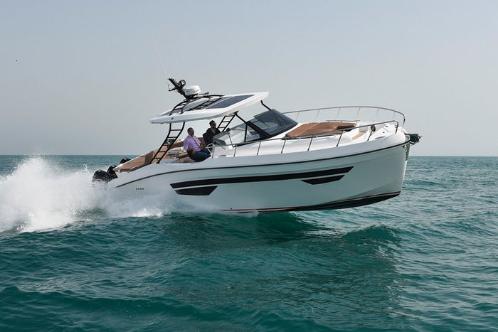 Welcome: DRETTMANN YACHTS - A CLASS OF ITS OWN