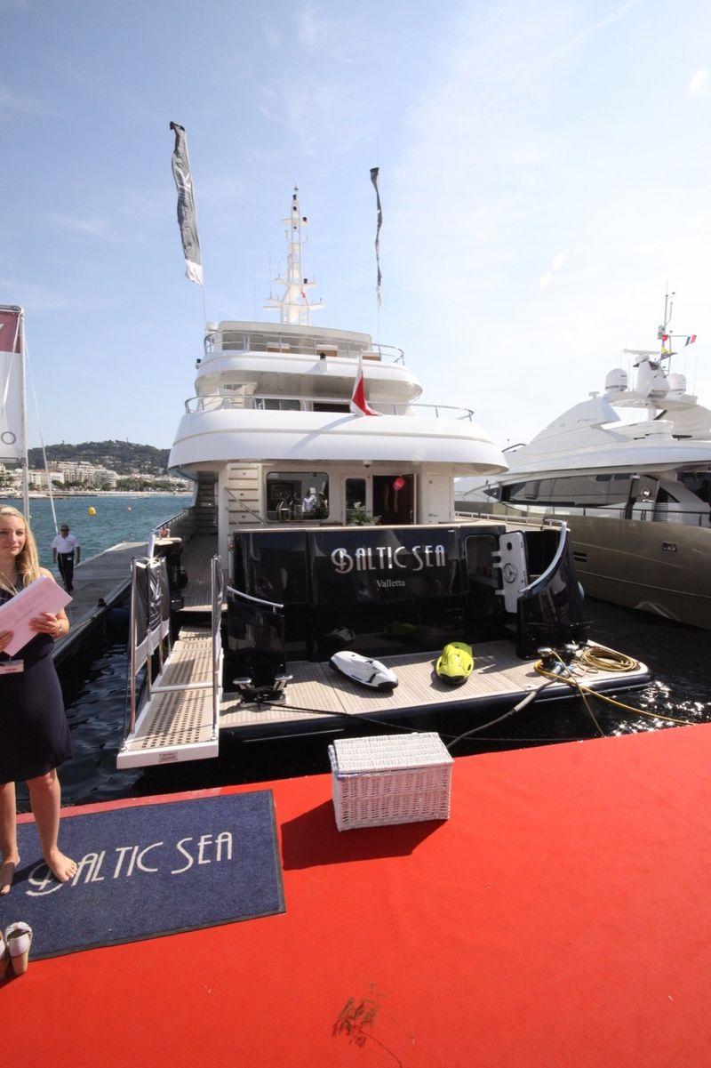 Drettmann Yachts - Cannes Yachting Festival 2016