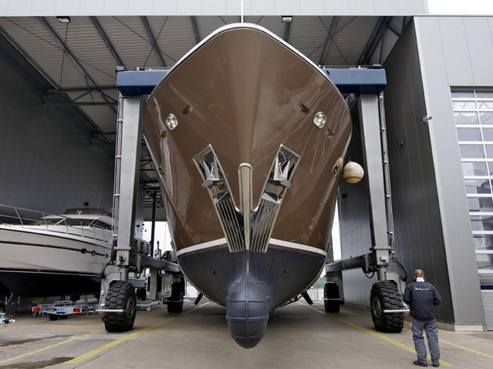 After Sales by Drettmann -  - Drettmann Yachts