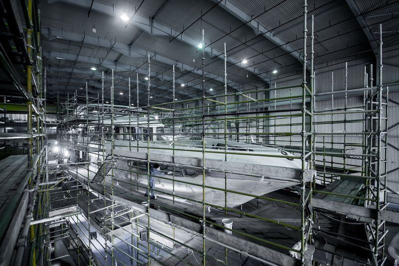 Drettmann Yachts - Drettmann announces the megayacht Majesty 175 - will be launched end of 2019