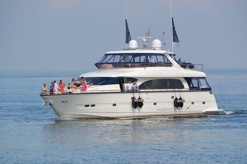 Drettmann Yachts - Rolls Royce Come Together Sylt