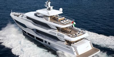 Drettmann Yachts - Superyacht ohne Hydraulik