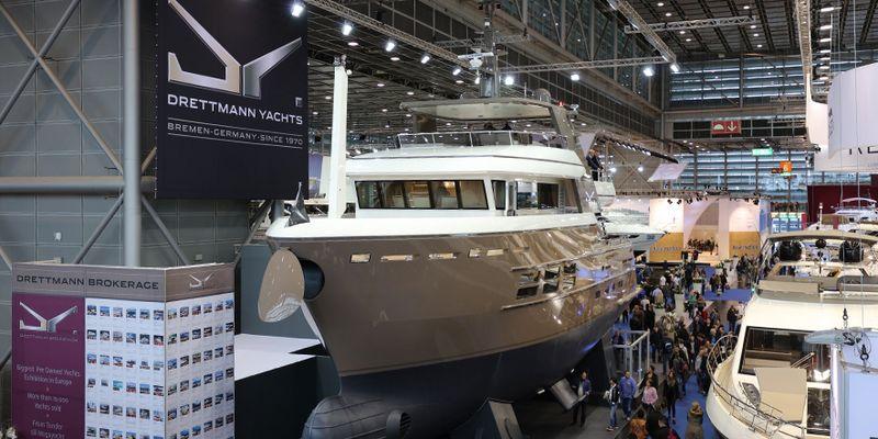 Drettmann Yachts - Boot 2016, Düsseldorf