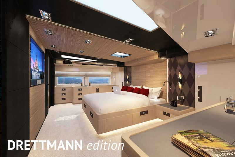 Drettmann Yachts - Gulf Craft & Drettmann International participates in Boot Düsseldorf 2019