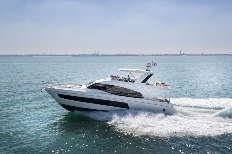 Drettmann Yachts - Majesty 62