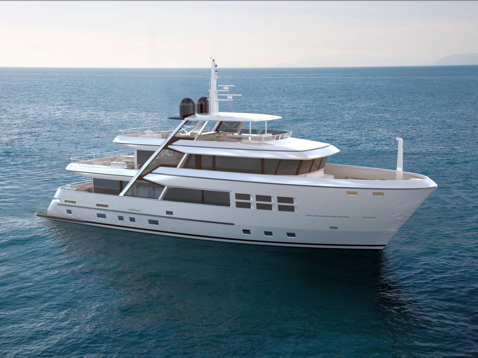 Bandido 122 - Bandido Yachts by Drettmann - Drettmann Yachts