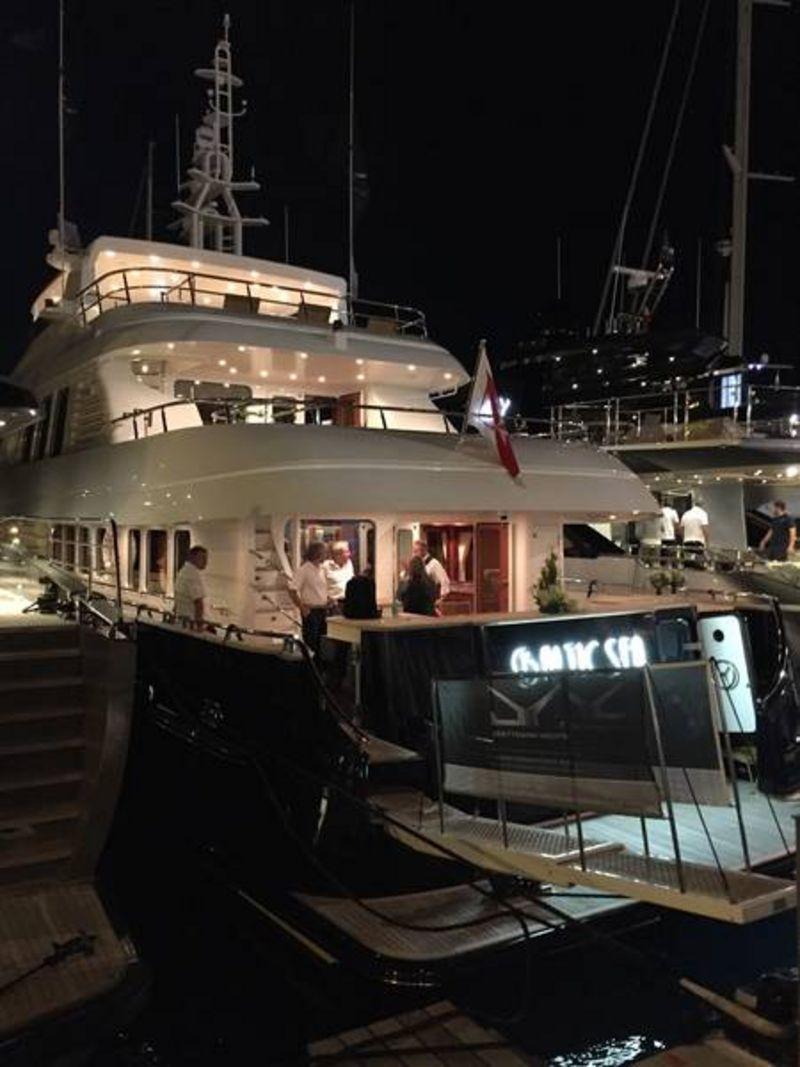 Drettmann Yachts - Monaco Yacht Show 2016