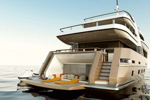 Concept of Bandido Yachts -  Drettmann Yachts