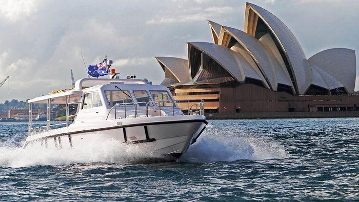 Utility Series - Drettmann Yachts