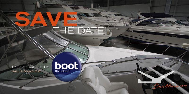 Drettmann Yachts - Boot 2015, Düsseldorf