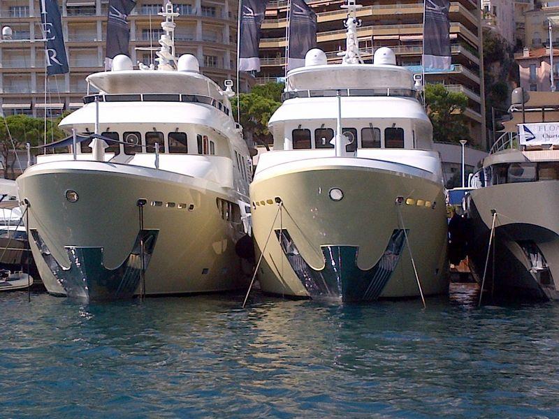 Drettmann Yachts - Monaco Yacht Show 2014
