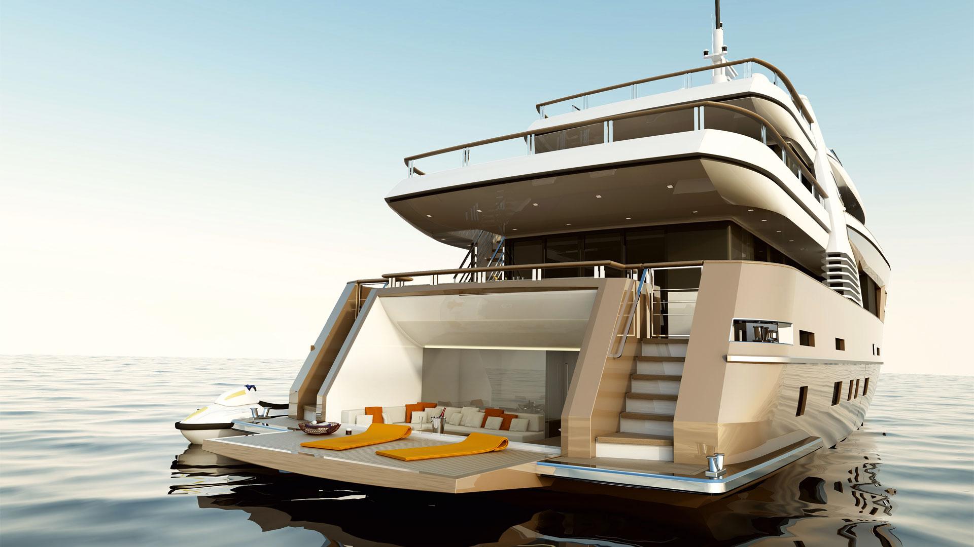 Concept of Bandido Yachts -  - Drettmann Yachts