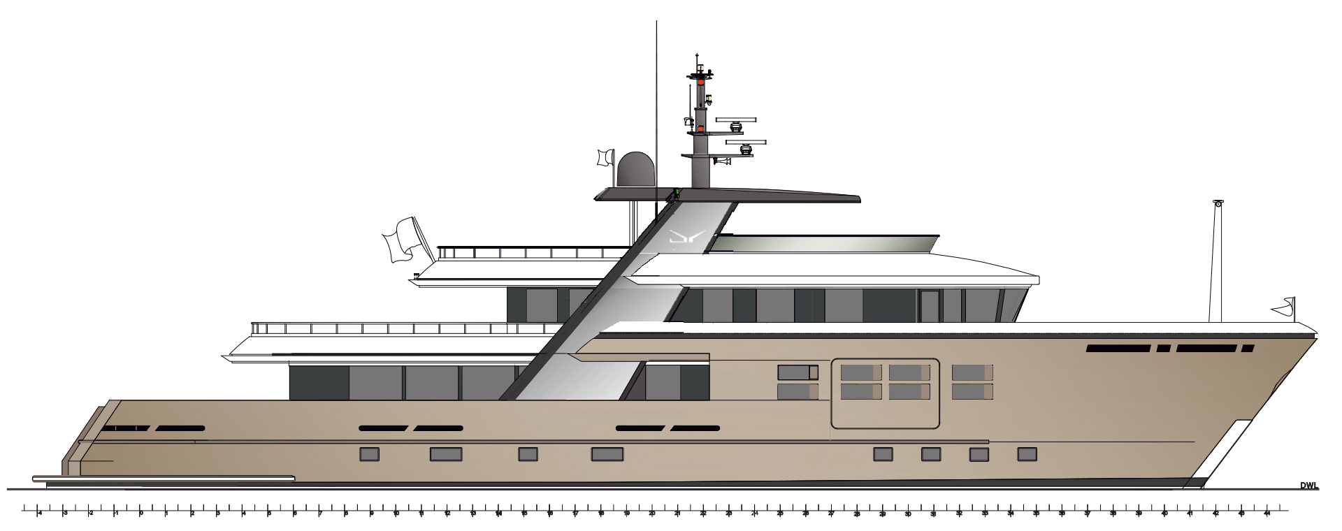 Bandido 132 - Bandido Yachts by Drettmann - Drettmann Yachts