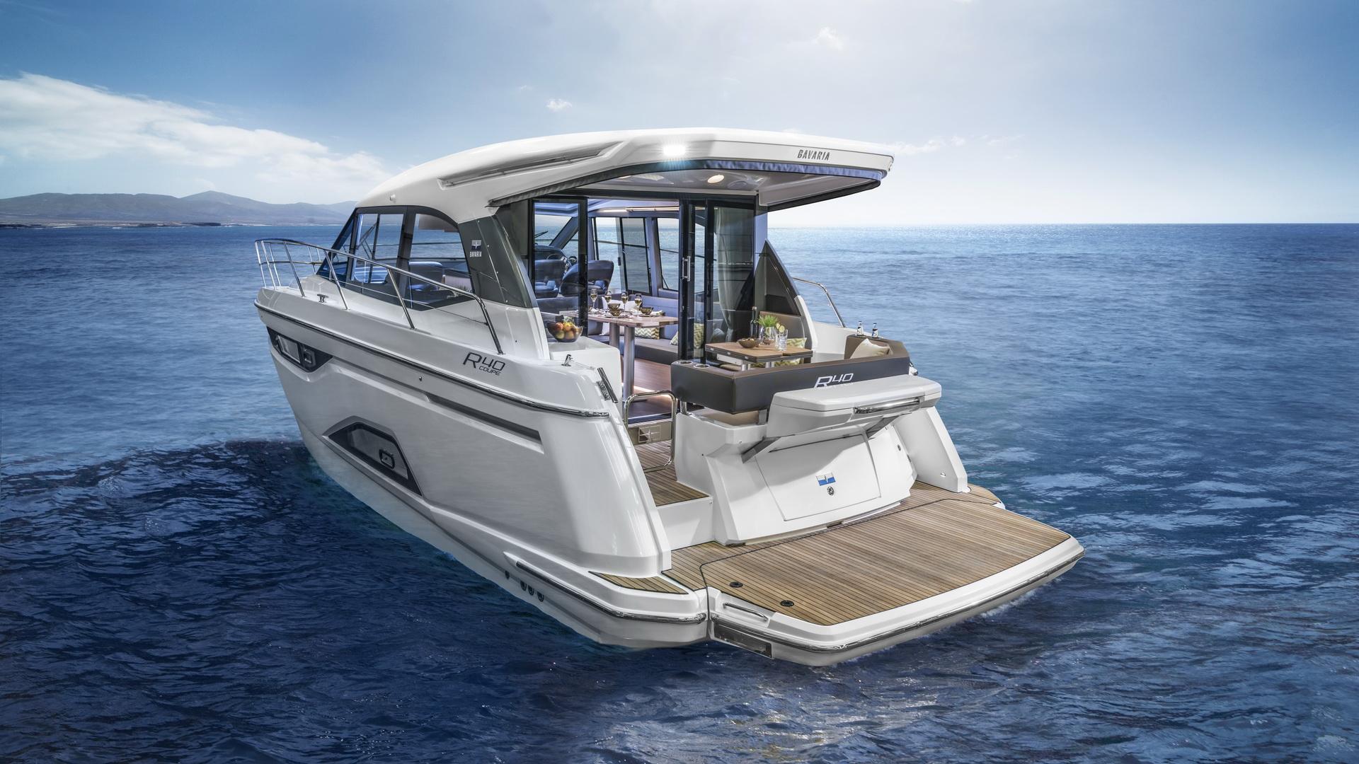 R40 Coupe - Bavaria Yachts - Drettmann Yachts