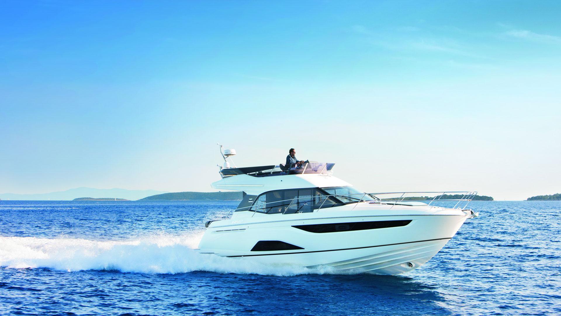 R40 - Fly - Bavaria Yachts - Drettmann Yachts