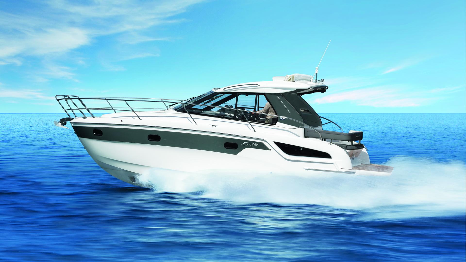 BAVARIA S33 HT - Bavaria Yachts - Drettmann Yachts