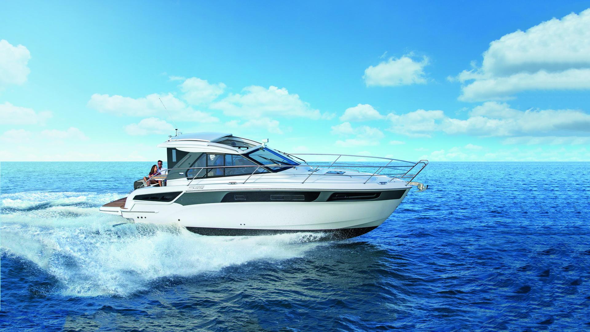 BAVARIA S36 Coupe - Bavaria Yachts - Drettmann Yachts