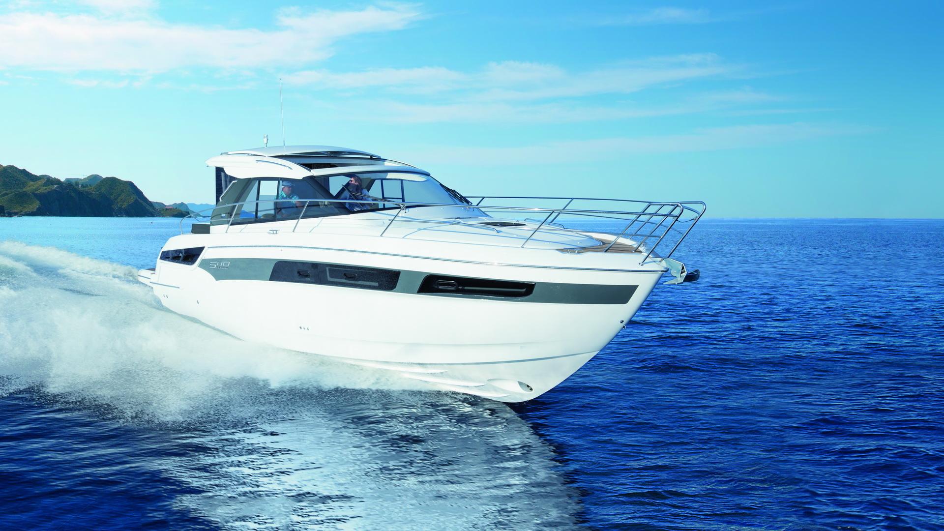 BAVARIA S40 Coupe - Bavaria Yachts - Drettmann Yachts