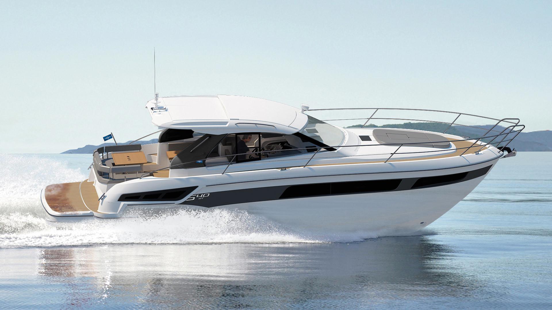 BAVARIA S40 HT - Bavaria Yachts - Drettmann Yachts