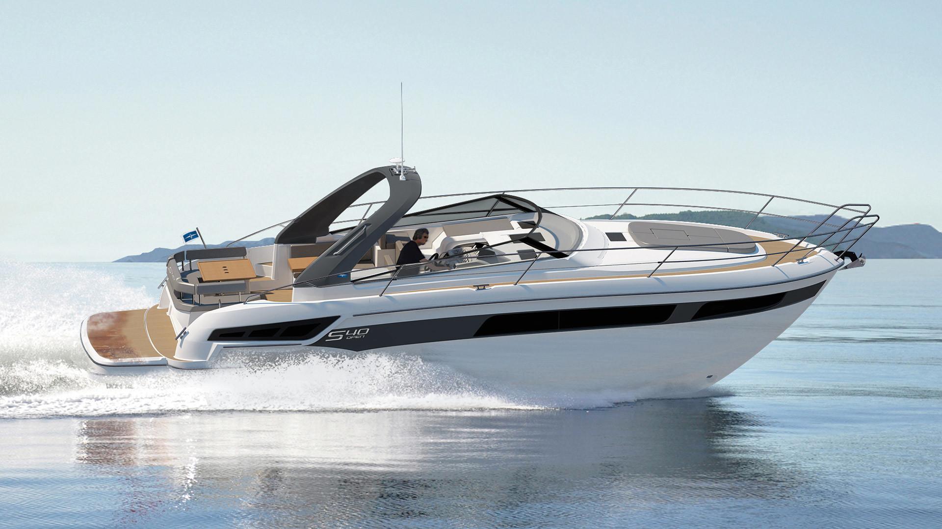 BAVARIA S40 Open - Bavaria Yachts - Drettmann Yachts