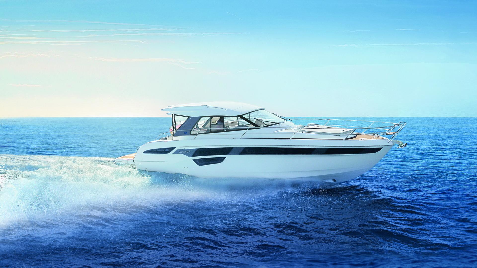 BAVARIA S45 Coupe - Bavaria Yachts - Drettmann Yachts