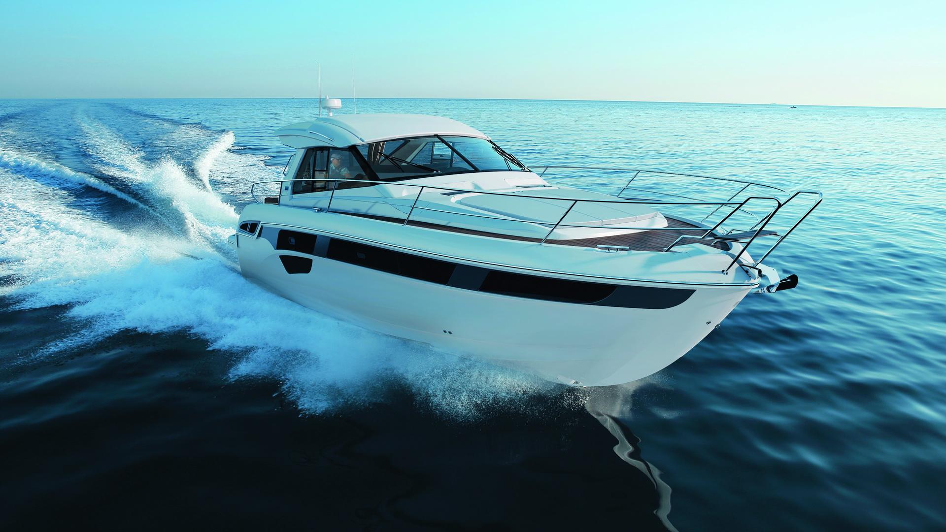 BAVARIA S45 HT - Bavaria Yachts - Drettmann Yachts