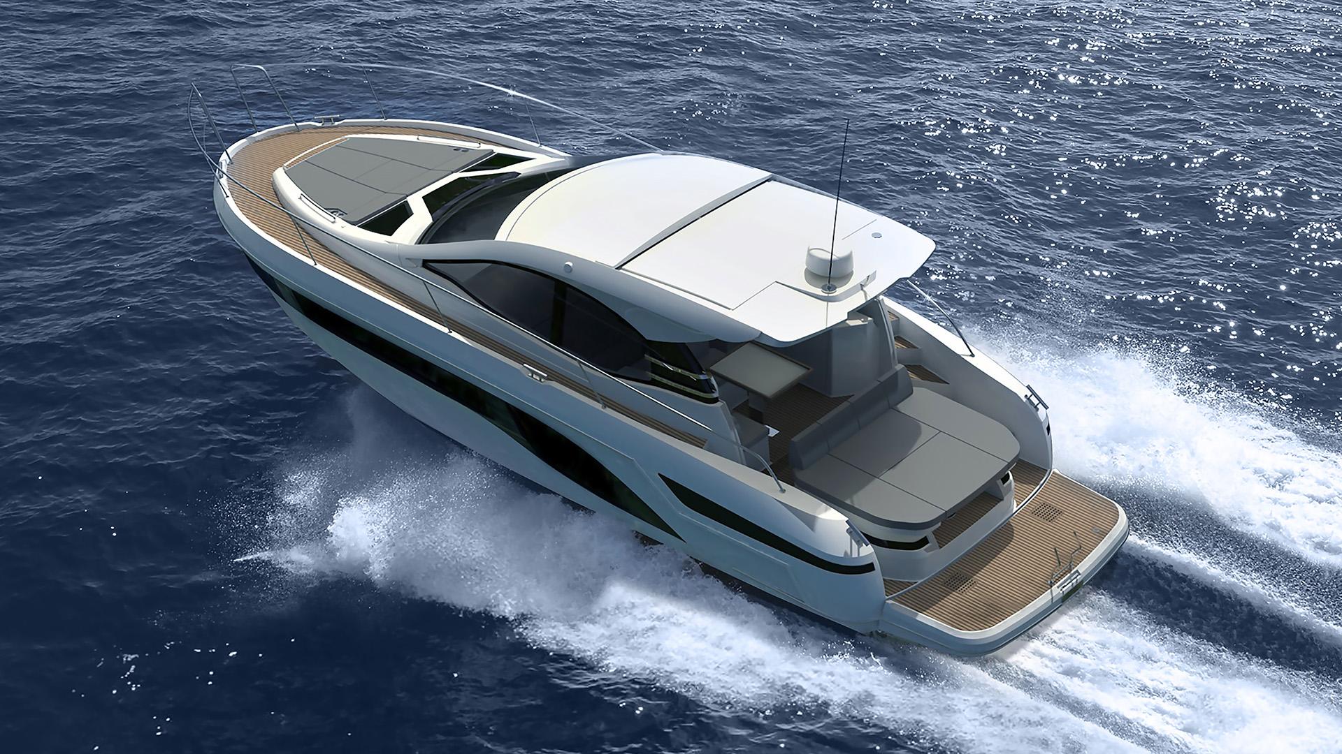 BAVARIA SR41 - Bavaria Yachts - Drettmann Yachts