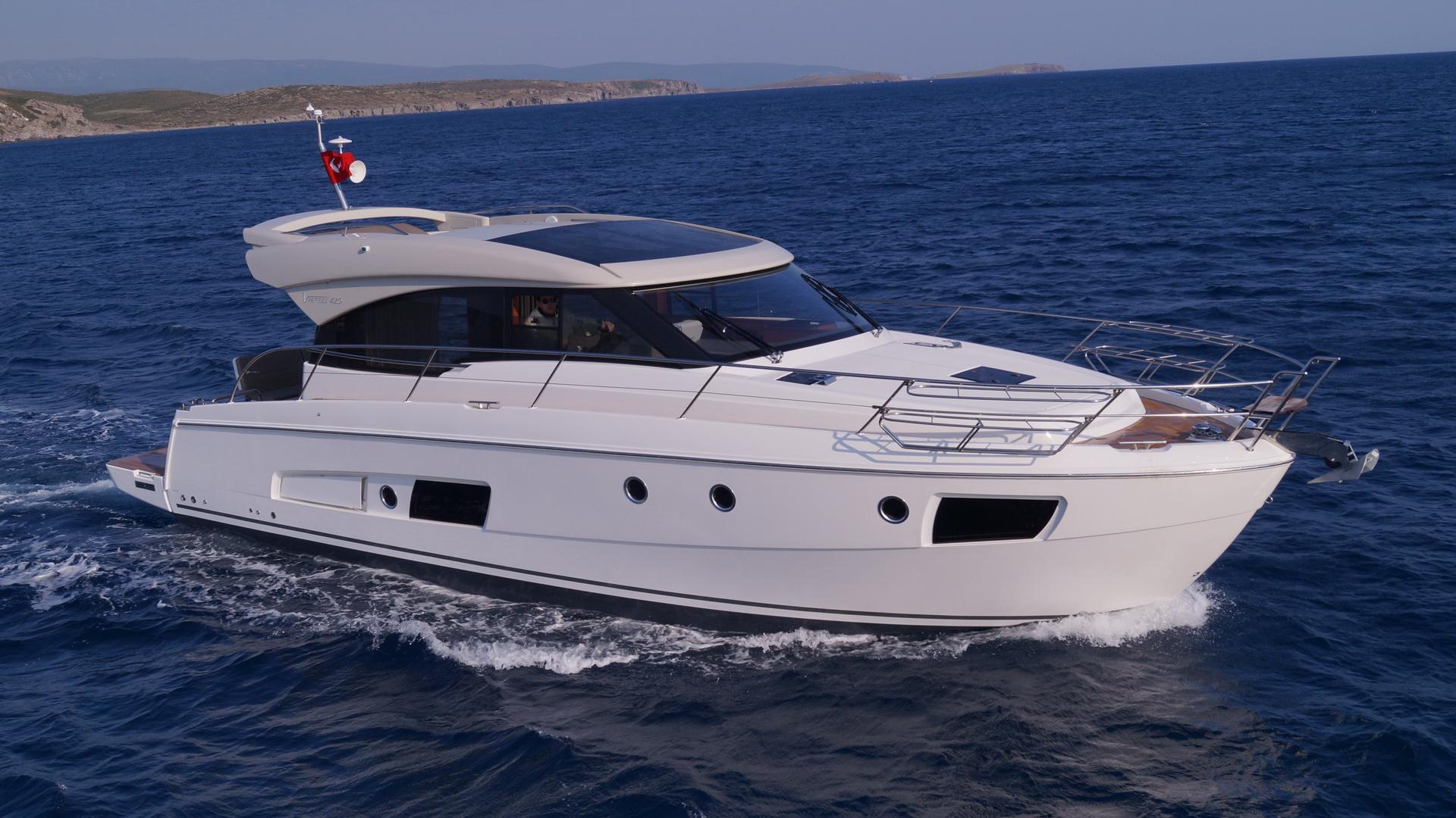 Virtess 420 Coupe - Bavaria Yachts - Drettmann Yachts