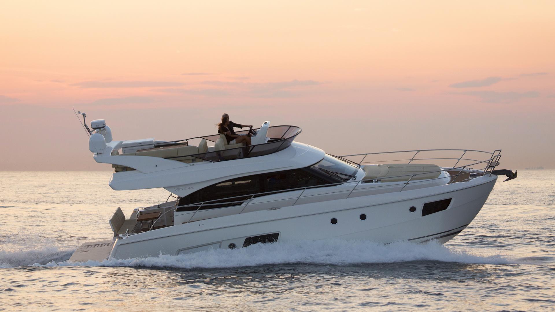 Virtess 420 Fly - Bavaria Yachts - Drettmann Yachts