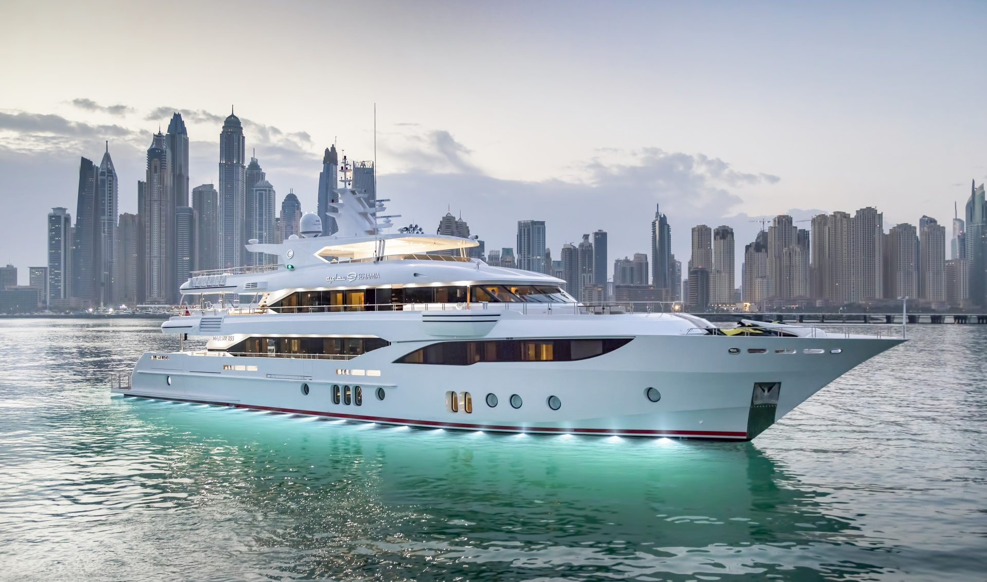 Majesty 155 - by Majesty Superyachts - Drettmann Yachts