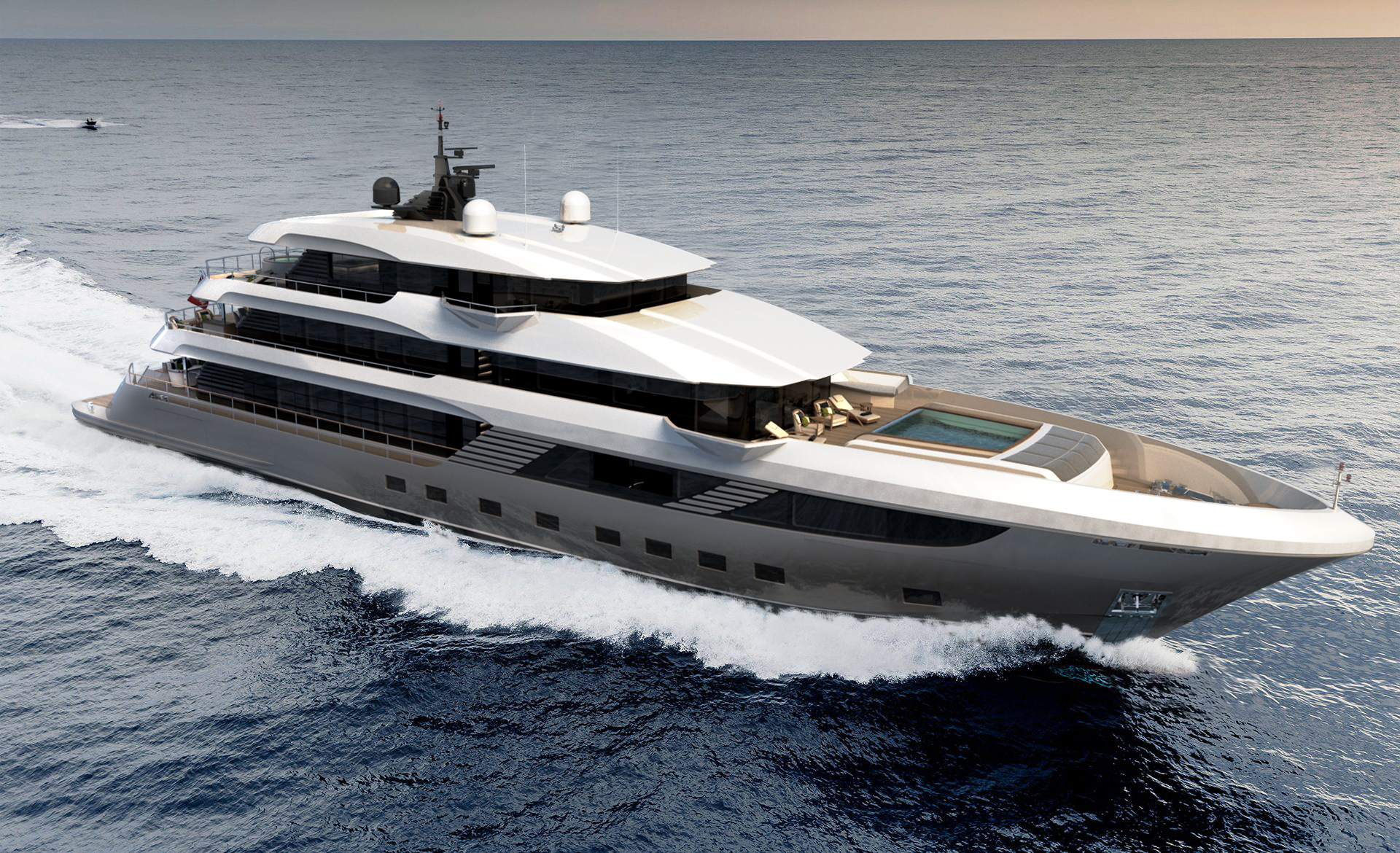 Majesty 175 - by Majesty Superyachts - Drettmann Yachts