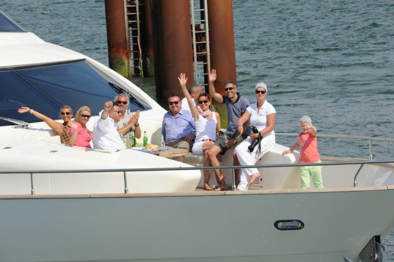 Drettmann Yachts - Sylt 2014