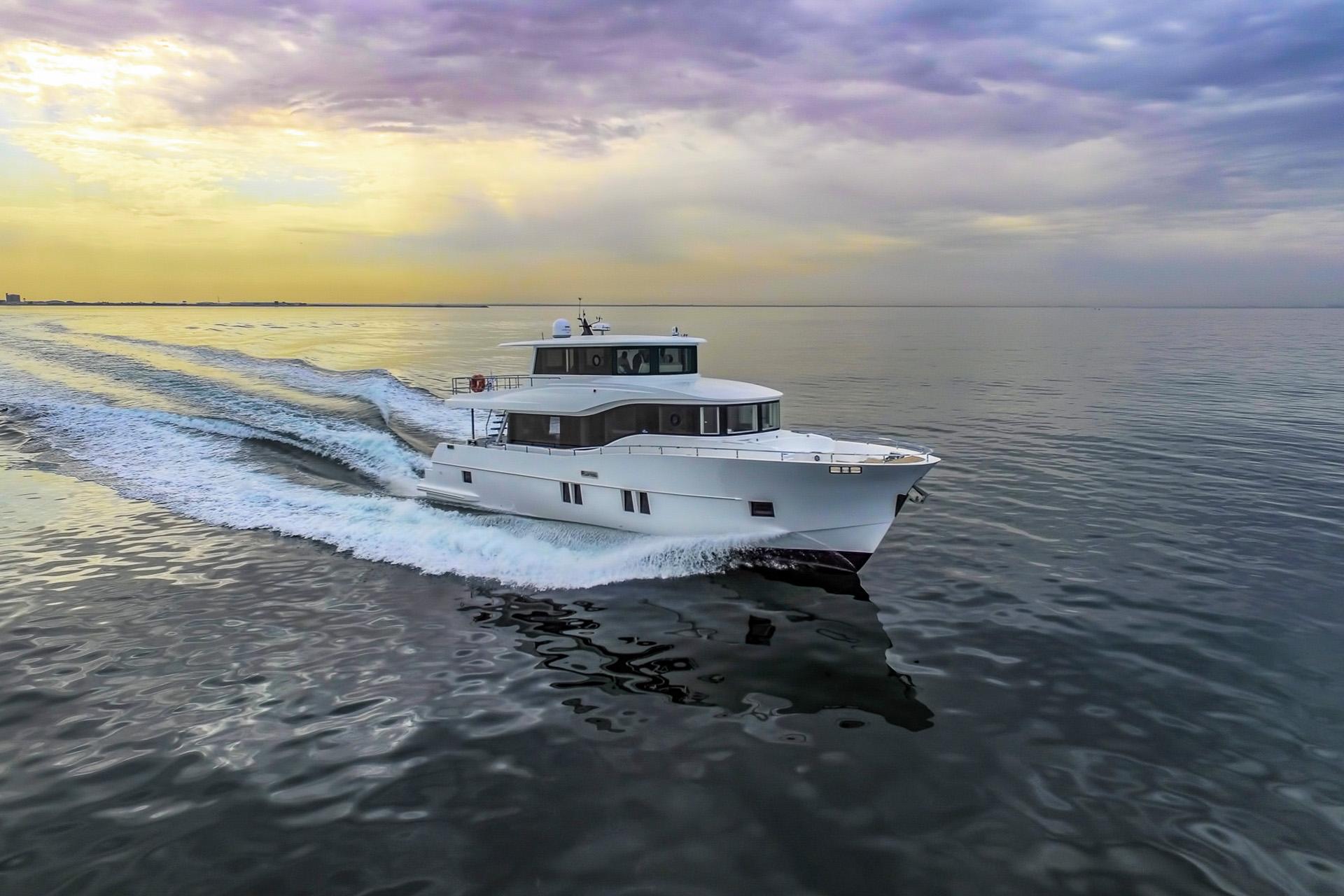 Nomad 65 SUV - Nomad Yachts by - Drettmann Yachts