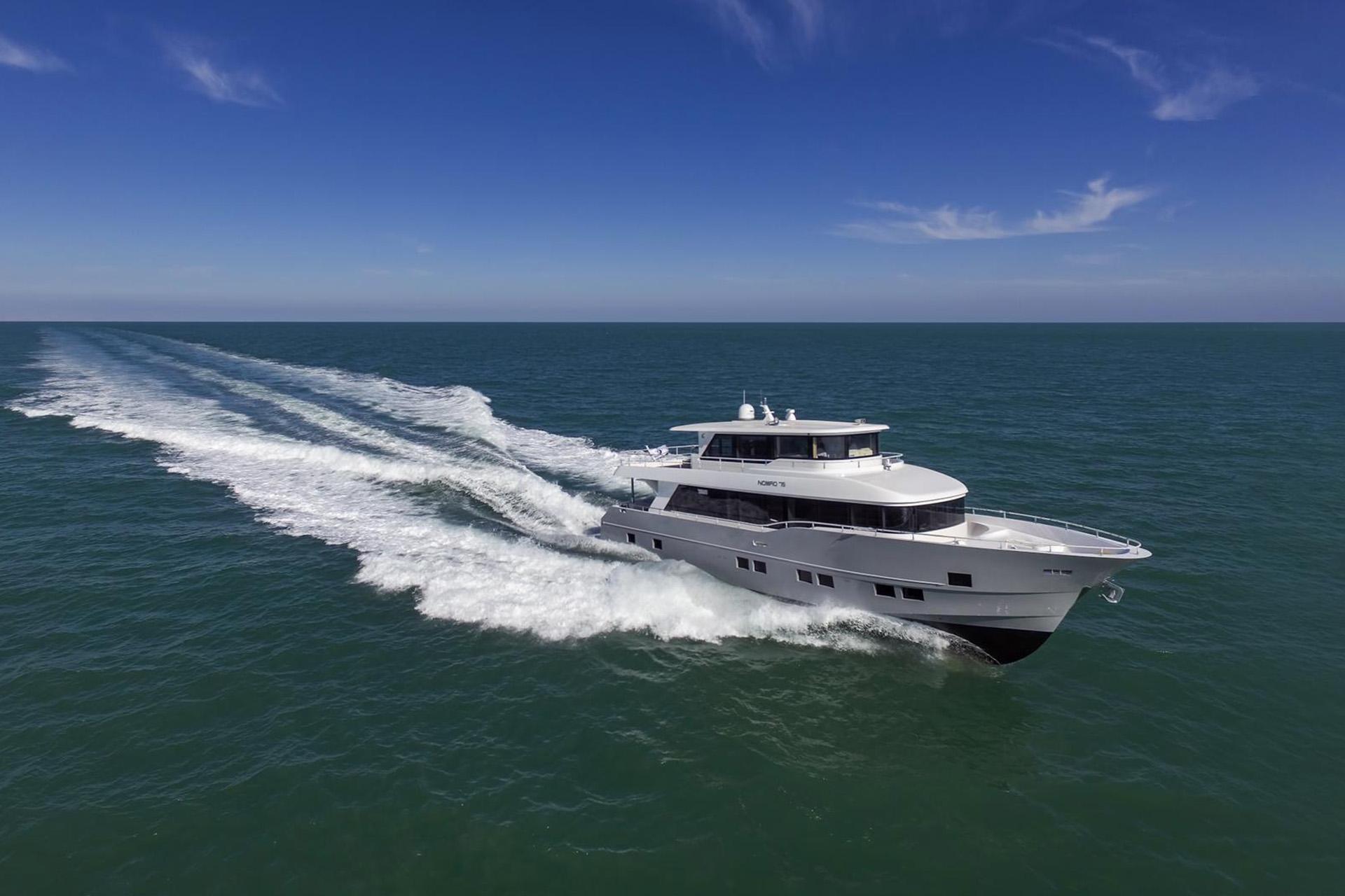 Nomad 75 SUV - Nomad Yachts by - Drettmann Yachts